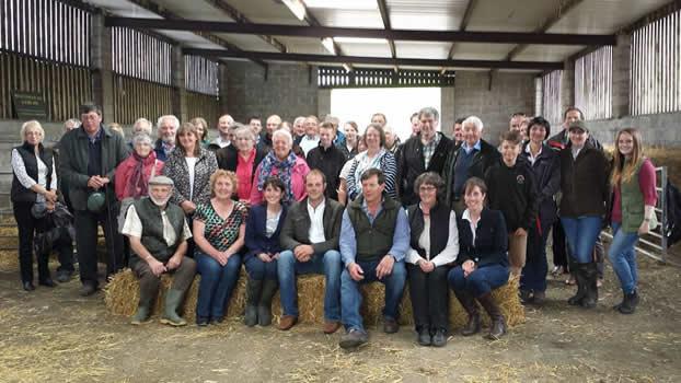 North Wales Lleyn Club Visit 2015