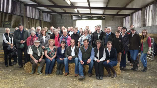 North Wales Lleyn Club Visit 2015
